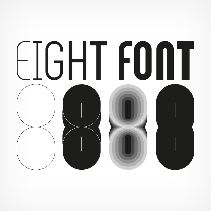 EightFont